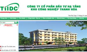 SCIC thoái vốn 11,4 tỷ đồng tại  CTCP Đầu tư Hạ tầng KCN Thanh Hóa