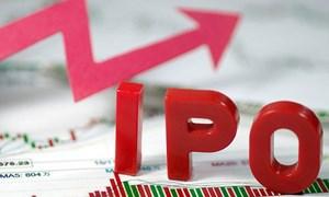Tháng 4/2021, gần 50% cổ phần từ các phiên IPO chào bán thành công