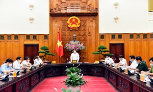 Thủ tướng Chính phủ yêu cầu bảo đảm an toàn trước Covid-19 trong các khu công nghiệp
