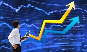 VN-Index vững chắc mốc 1.320 điểm, đà tăng có thể được củng cố mạnh mẽ