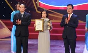 """Bảo Việt Nhân thọ nhận danh hiệu """"Thương hiệu Tiêu biểu Châu Á Thái Bình Dương 2020"""""""