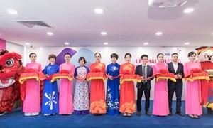 Thực hiện chiến lược mở rộng kênh đại lý, MB Ageas Life khai trương Văn phòng Đại lý khu vực Hà Nội II
