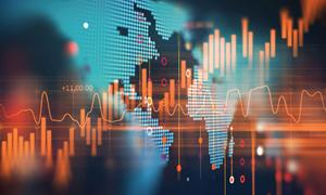 Giá trị vốn hóa thị trường cổ phiếu niêm yết trên HNX đạt hơn 403 nghìn tỷ đồng