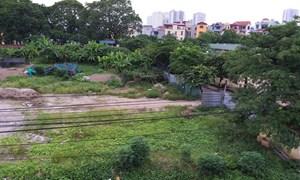 """Hà Nội: Mạnh tay thu hồi nhiều dự án """"ôm đất vàng"""" rồi bỏ hoang"""