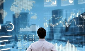 Thị trường chứng khoán chìm trong sắc đỏ, nhà đầu tư lo ngại triển vọng ngắn hạn