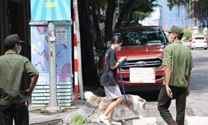 Hà Nội xử phạt 291 người vi phạm quy định giãn cách xã hội