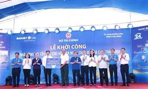 Bảo Việt Nhân thọ đầu tư 3 tỷ đồng xây dựng Trung tâm tẩy độc cho nạn nhân chất độc da cam