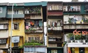 Hà Nội bố trí khoảng 500 tỷ đồng kiểm định chất lượng chung cư cũ