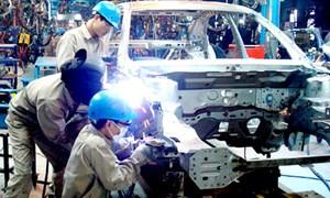 Số lao động đang làm việc trong các doanh nghiệp công nghiệp tăng