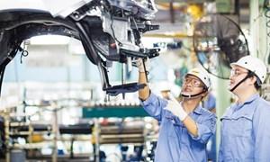 7 tháng năm 2019, chỉ số sản xuất toàn ngành công nghiệp ước tính tăng 9,4%