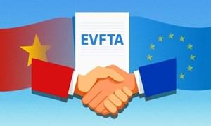 Hiện thực hóa tốt hơn cơ hội từ EVFTA