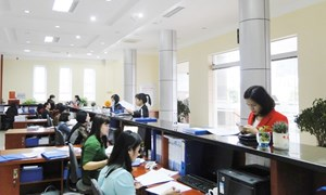 Kho bạc Nhà nước vượt chỉ tiêu tích hợp Dịch vụ công trực tuyến mức độ 4