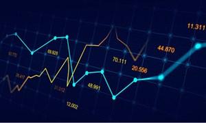 Giá trị giao dịch bình quân thị trường cổ phiếu niêm yết trên HNX 417 tỷ đồng/phiên