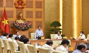 Cộng đồng doanh nghiệp đánh giá cao sự đồng hành, hỗ trợ của Chính phủ