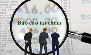 Đề nghị công ty kiểm toán phối hợp với công ty niêm yết để kịp thời công bố báo cáo tài chính