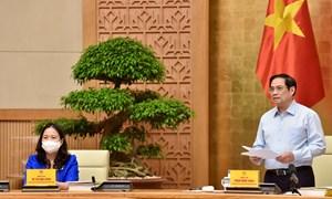 Thủ tướng Chính phủ phát động phong trào thi đua phòng, chống COVID-19