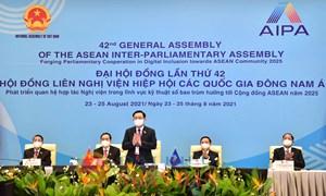 [Infographics] Việt Nam và hành trình 26 năm gia nhập AIPA