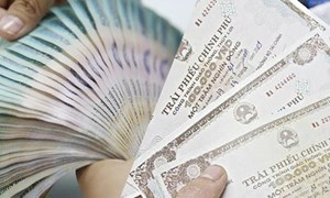 Huy động 6.320 tỷ đồng trái phiếu chính phủ trong phiên đấu thầu ngày 26/8/2020