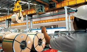 Chỉ số sản xuất toàn ngành công nghiệp cả nước 8 tháng tăng 9,5%