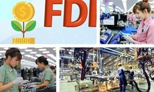 Vốn FDI thực hiện tại Việt Nam 8 tháng vẫn tăng 2% so với cùng kỳ năm trước
