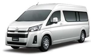 Phương Trang nhập khẩu 99 xe Toyota Hiace hoán cải thành xe cứu thương, hỗ trợ cấp cứu bệnh nhân COVID