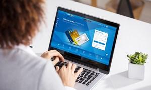 BAOVIET Bank chào đón diện mạo mới Internet Banking
