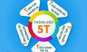 [Infographics] Thông điệp 5T là gì ?