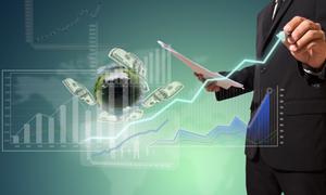 Thị trường chứng khoán bùng nổ phiên đầu tuần