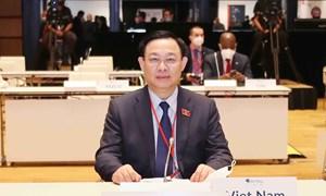 Chung tay hành động chiến thắng đại dịch, gìn giữ nền hòa bình, phục hồi và phát triển kinh tế bền vững
