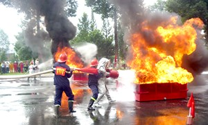 Tiền lương, tiền bồi dưỡng trong thời gian tham gia huấn luyện, bồi dưỡng nghiệp vụ phòng cháy và chữa cháy?