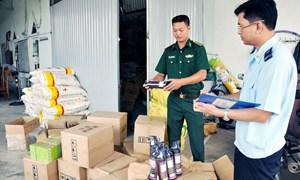 Buôn lậu, gian lận thương mại tiếp tục diễn biến phức tạp