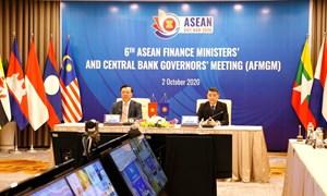 TIẾN TRÌNH HỢP TÁC TÀI CHÍNH ASEAN 2020