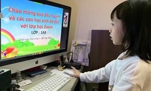 Chính phủ đồng ý hỗ trợ học sinh, sinh viên có hoàn cảnh khó khăn mua máy tính học trực tuyến