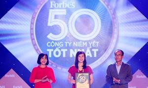 Bảo Việt tiếp tục nằm trong Top 50 công ty niêm yết tốt nhất năm 2020