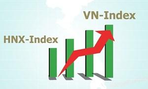 Kết quả giao dịch của các thị trường trên HNX phiên cuối tuần 16/10