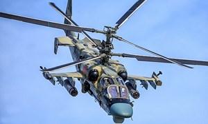 [Infographics] Tiết lộ nhiệm vụ hiện tại của siêu trực thăng tấn công Ka-52 Nga tại Syria