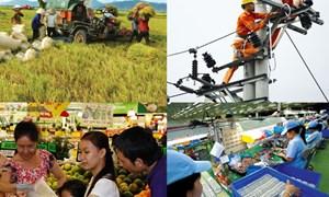 Chuyển đổi mô hình tăng trưởng, nâng cao sức cạnh tranh của nền kinh tế cần mạnh mẽ hơn