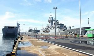 [Infographics] Chiến hạm HMAS Anzac trong biên chế hải quân Australia