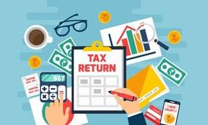 Bổ sung quy định về đăng ký thuế lần đầu