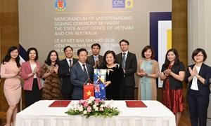 CPA Australia chào đón tân Hội viên và tiếp tục ký kết thỏa thuận hợp tác với SAV