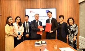 CPA Australia ký thỏa thuận hợp tác với các trường đại học Việt Nam