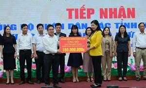 HNX chung tay chia sẻ, ủng hộ nhân dân miền Trung