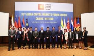Hội nghị Diễn đàn các Thị trường Vốn ASEAN lần thứ 33 diễn ra theo hình thức trực tuyến