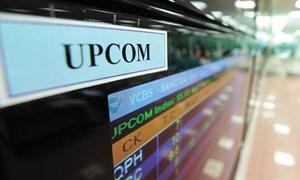 Thêm 2 mã chứng khoán mới niêm yết trên thị trường UPCoM