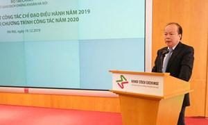 Sở Giao dịch Chứng khoán Hà Nội tổ chức hội nghị tổng kết hoạt động năm 2019