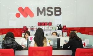 Cổ phiếu MSB chính thức niêm yết và giao dịch