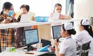 Tích hợp chi phí khám chữa bệnh đối với từng nhóm dịch vụ đã xác định được định mức kỹ thuật