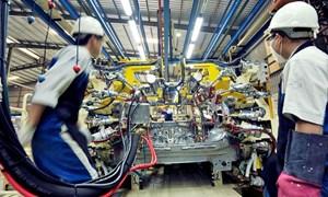 """Sản phẩm công nghiệp """"cán mốc"""" xuất siêu 100 triệu USD"""