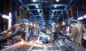 Năm 2019, tốc độ tăng giá trị tăng thêm ngành Công nghiệp ước đạt 8,86%