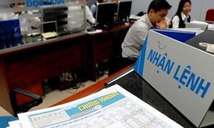 Mạnh tay chấn chỉnh hoạt động chứng khoán và thị trường chứng khoán